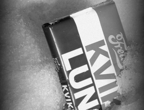 Mysteriet med den forsvunnede Kvikk Lunsj'en