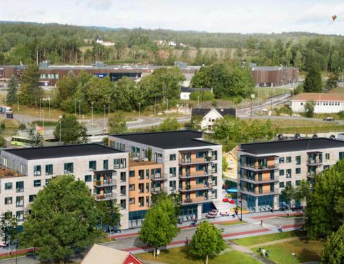 """Wessel Park"" i Vestby sentrum"