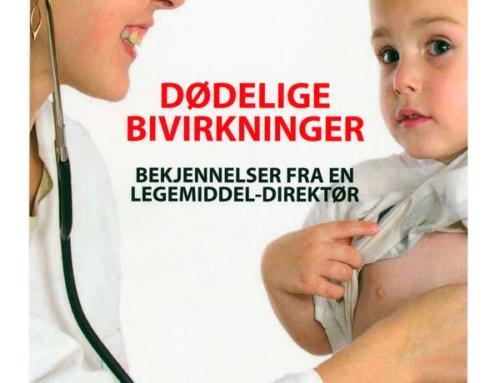 John Virapen: Bekjennelser fra en tidligere legemiddeldirektør