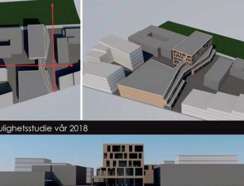 Slik blir det nye Kulturkvartalet i Vestby sentrum