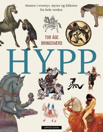 """Bokcover av boken """"Hypp"""""""