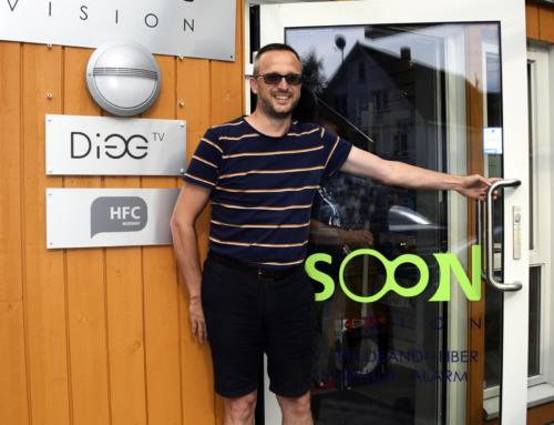 Soon Vision i nye lokaler  med nye visjoner