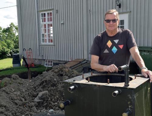 Vestby Prestegård forvaltes på en positiv og god måte