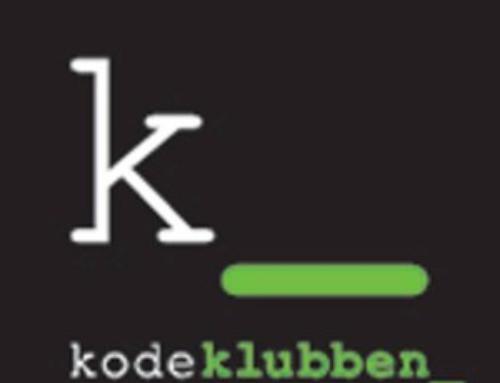 Kodeklubben kaller – Lær kidsa koding