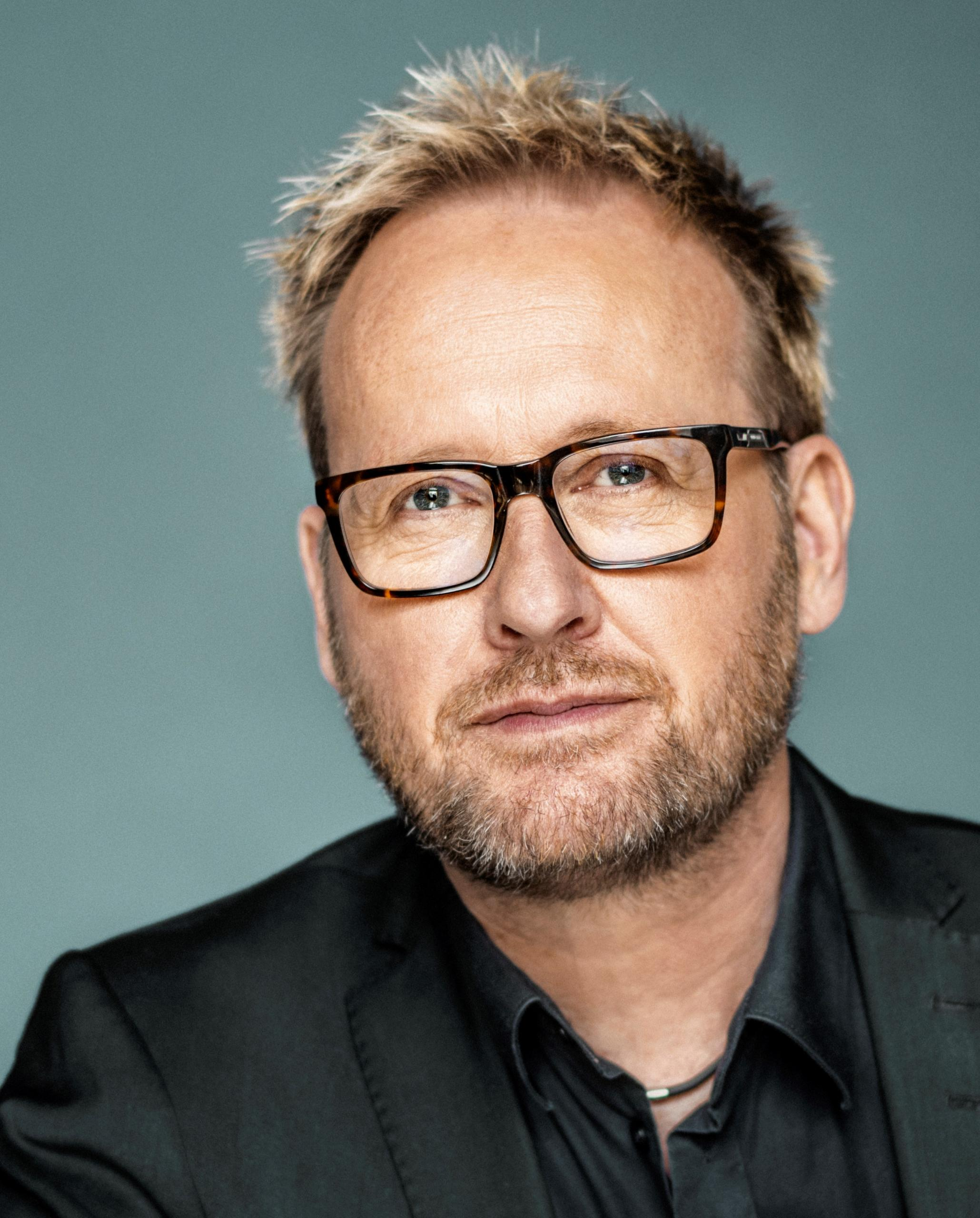 Portrett Sigvart Dagsland