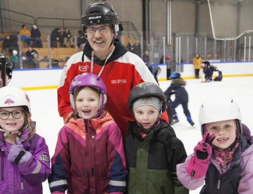 40 år på isen med Jan-Eddys skøyteskole