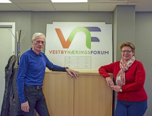 Vestby Næringsforum tar form
