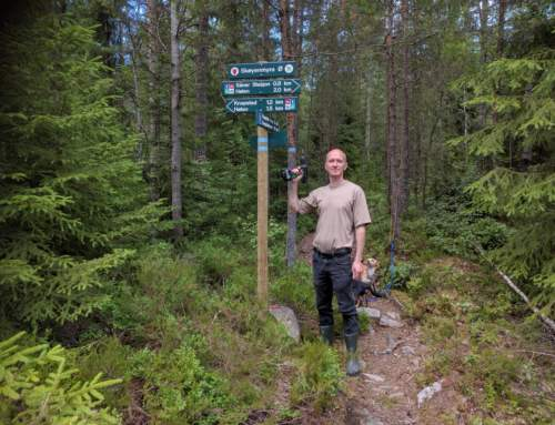 Vestby kommune og Vestby Turlag samarbeider om ny kartportal