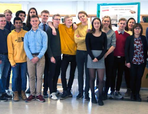 Forskermesse på: Vestby videregående