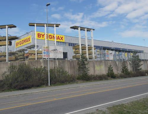 Byggmax åpner butikk i Vestby