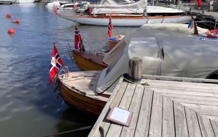17.mai båter