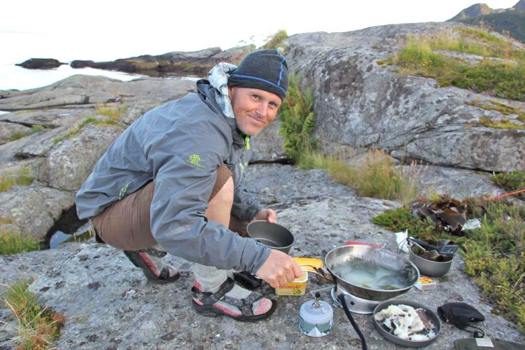 Esben Eyde er Vestbys mann for å få folk ut i det fri. Foto:privat.