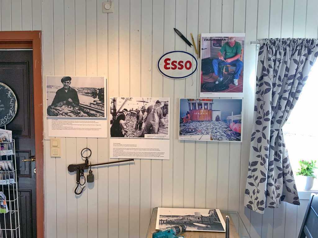 Bilder fra utstillingen