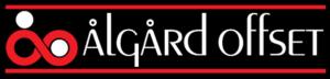 Ålgård Offset logo
