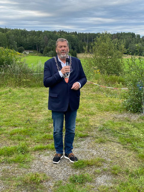 Orfører Tom Anders Ludvigsen