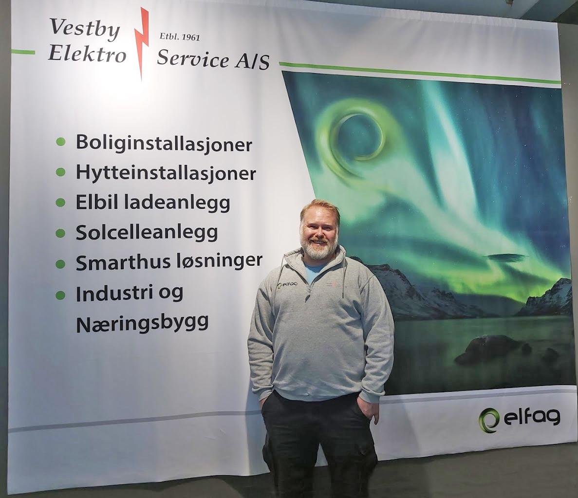 Vestby Elektro- Jan Henrik Palnes