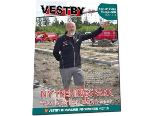 Vestby Nytt nr. 8 2020