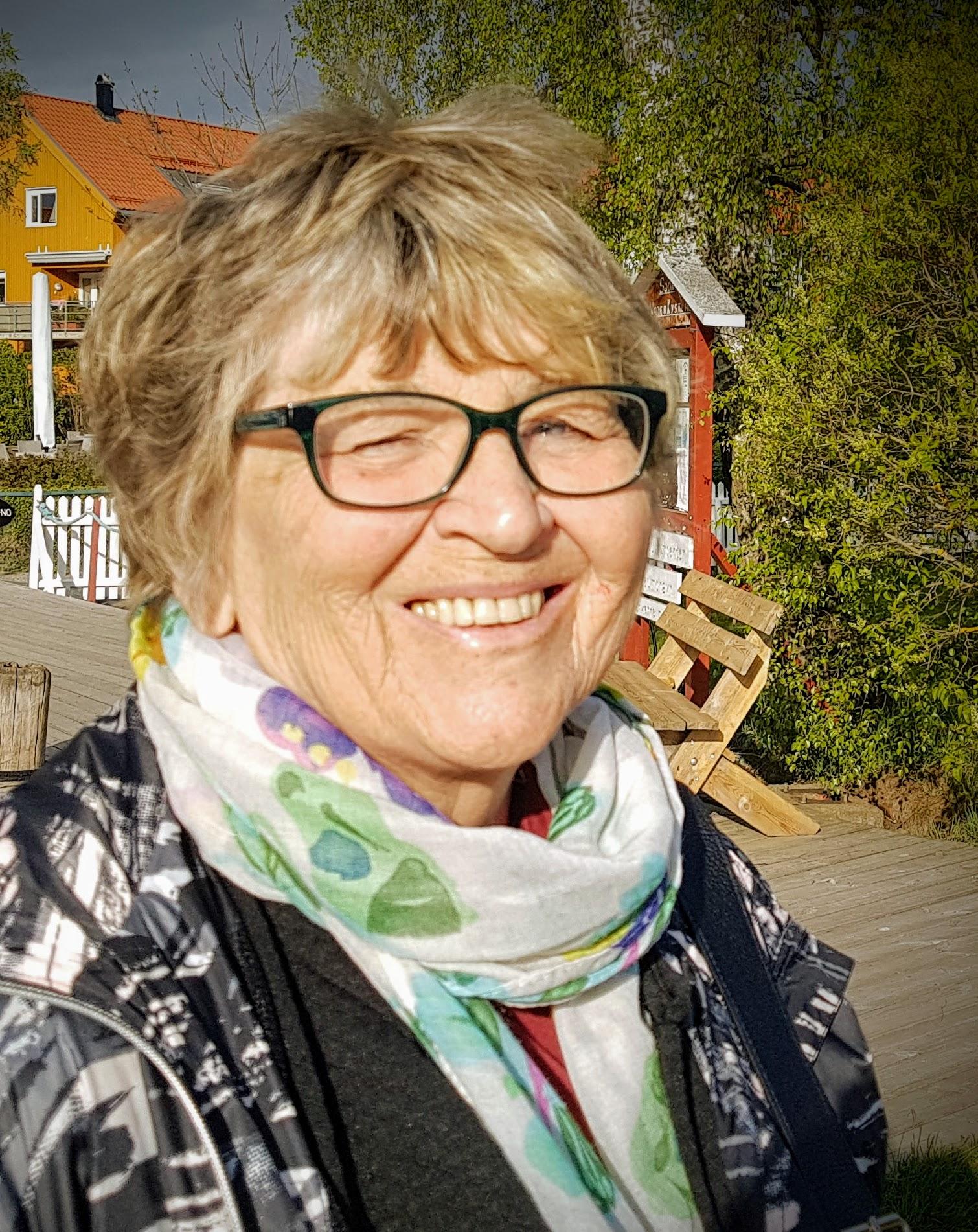 Portrett Evy Ann Larsen