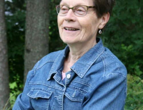 PORTRETTET:Elin Ombudstvedt