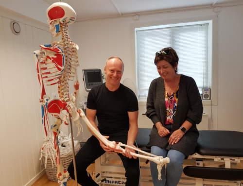 MÅNEDENS BEDRIFT VESTBY NÆRINGSFORUMSon Osteopati & Fysioterapi – Osteopaten – i hjertet av Son