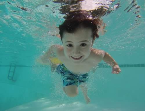 Gratis inngang i Grevlingen svømmehall for alle barn på 1. – 3. trinn i Vestby