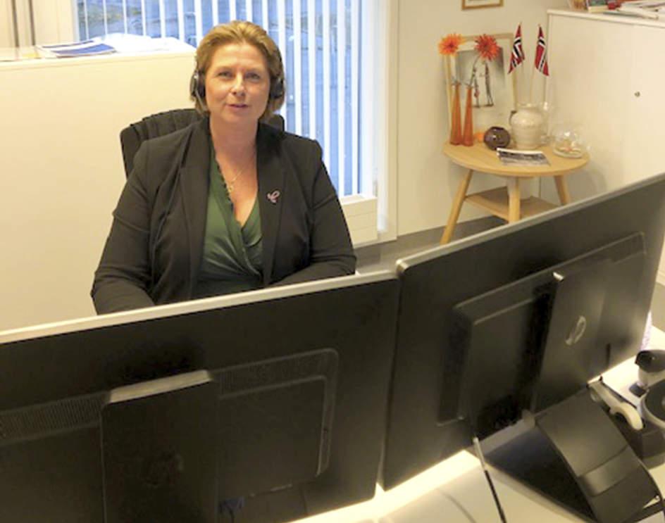 Rektor Vestby ungdomsskole, Marianne Thorvaldsen.