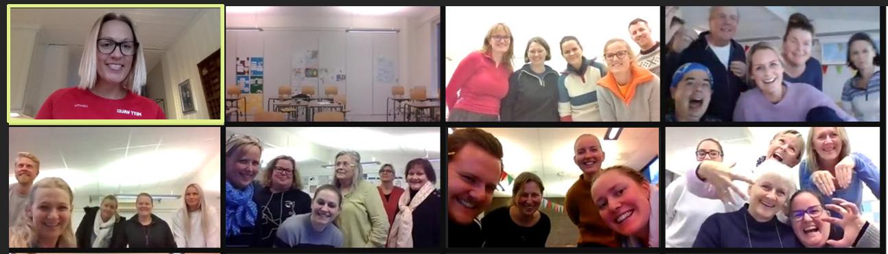35 engasjerte deltakere fra Vestby skole deltok på digitalt grunnkurs i Mitt Valg del I den 21. oktober.