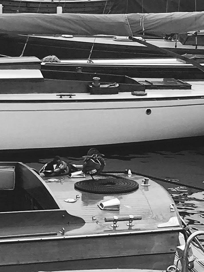 Stemningsbilde båter