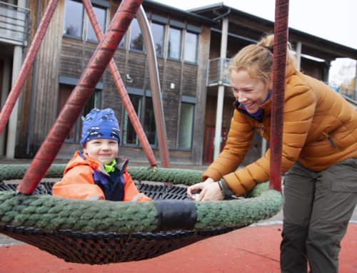 BEHOV FOR SKOLEPLASSER I VESTBY KOMMUNE – Snart kan det bli modulskole på Vestby skole
