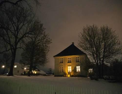 Julaften på Prestegården?