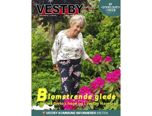 Vestby Nytt nr. 6/7 2021